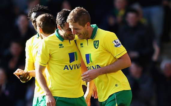 Norwich se aprovech del City