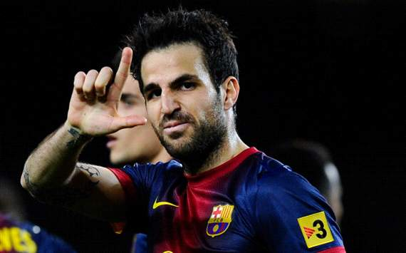 Fabregas can leave if he wants – Barca VP