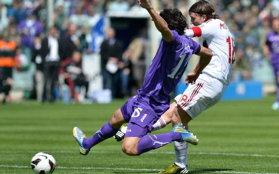 FT: Fiorentina 2-2 AC Milan