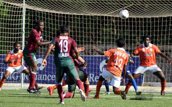 Odafa hat-trick seals Bagan win