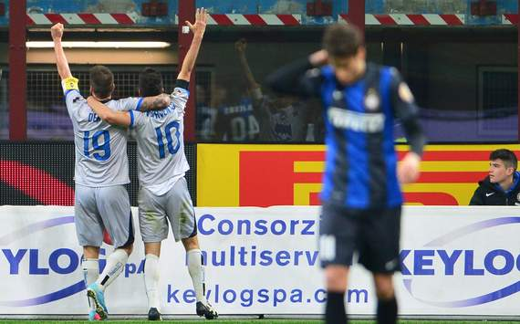Inter verspielt 3:1-Fhrung