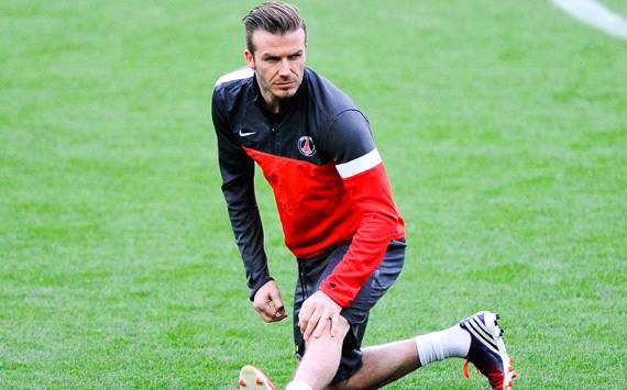 Beckham ha detto stop: calcio, addio