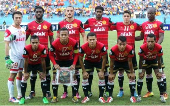 SHB Da Nang vs Kelantan - Kelantan Team Shot