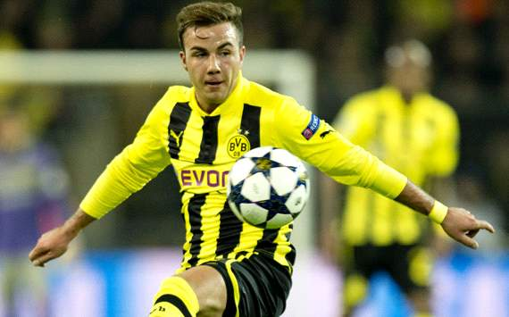 Klopp: Gotze's sale left me speechless