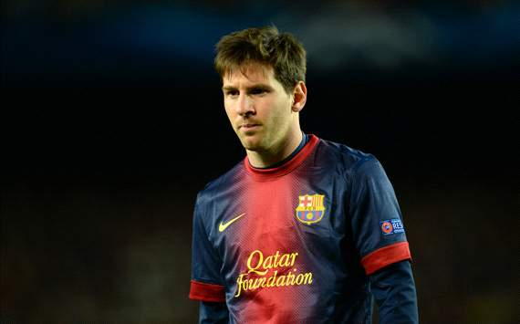 Messi's lawyers ready for legal battle