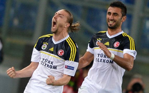 Erkin completes Italian job as Fener progress