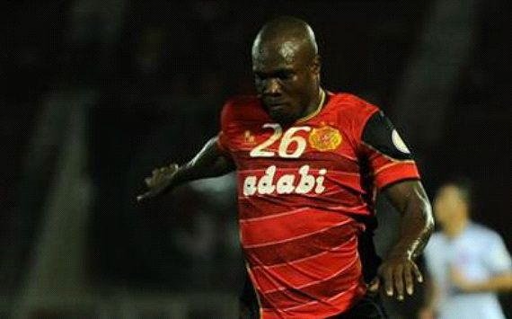 Nwakaeme ready to take on JDT in final
