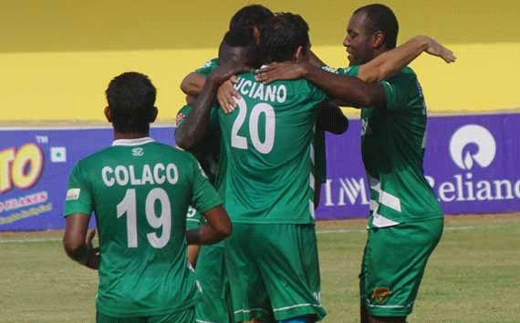 Salgaocar score nine past United Sikkim