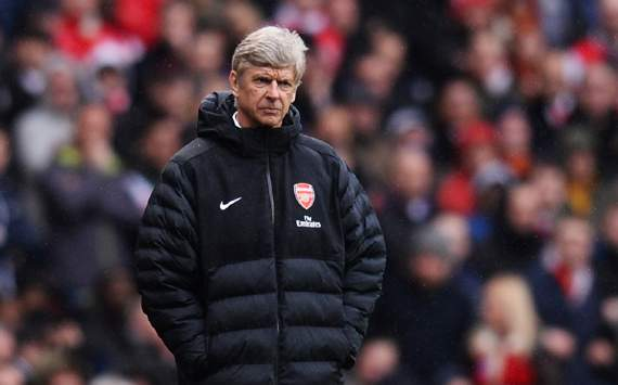 Wenger: No contact with PSG