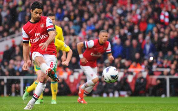 Arteta a 'massive doubt' for Newcastle