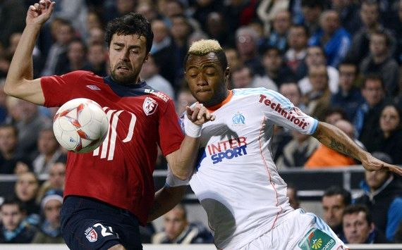 Ligue 1 : Jordan Ayew vs Marko Basa (Marseille vs Lille)