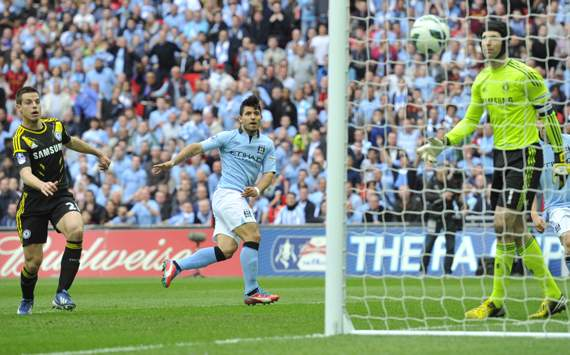 Man City seal FA Cup final spot