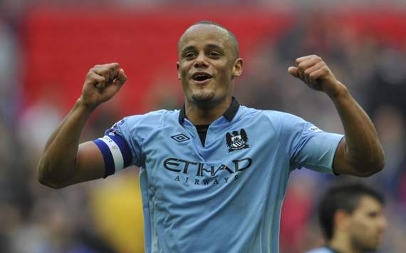 Kompany calls for respect ahead of FA Cup final