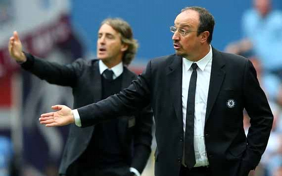 Manchester City Pertimbangkan Benitez
