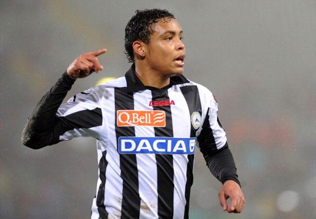 Muriel ingin bertahan semusim lagi di Udinese.
