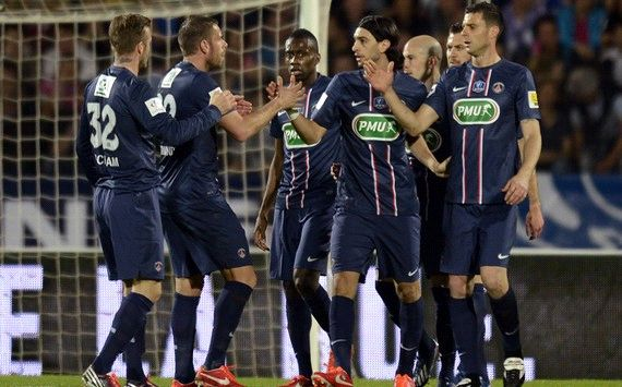 Coupe de France : Evian TG vs Paris SG
