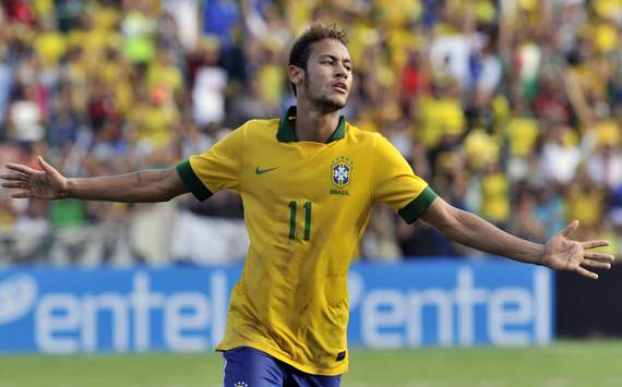 Neymar ready to leave Brazil this summer