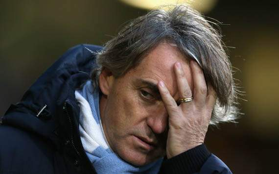 Mancini pays price for City stagnation