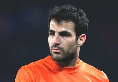 Transfer Talk: Man Utd plot Fabregas raid