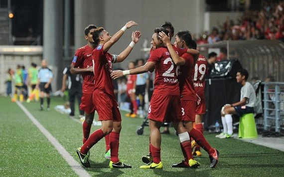 LionsXII extends lead at summit despite draw