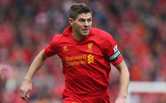 Everton never win anything - Gerrard