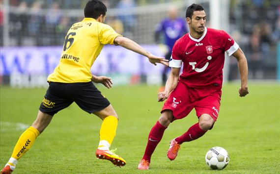 Chadli plays down Juventus link