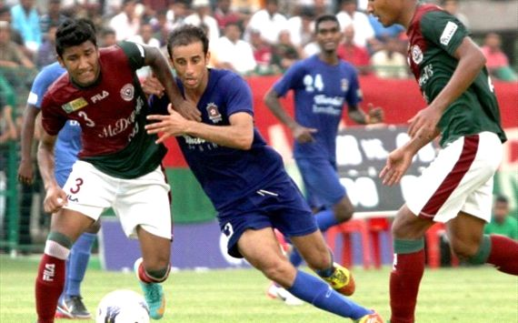 Churchill have one hand on I-League crown