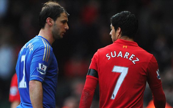 Suarez hit with 10-game biting ban