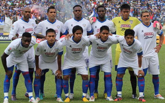 Arema Gagal Rekrut Pemain Lebanon