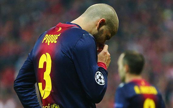 Gerard Pique | FC Barcelona