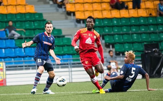 Warriors eliminated from AFC Cup