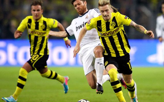 Real Madrid - Borussia Dortmund: Quyt t  Bernabeu