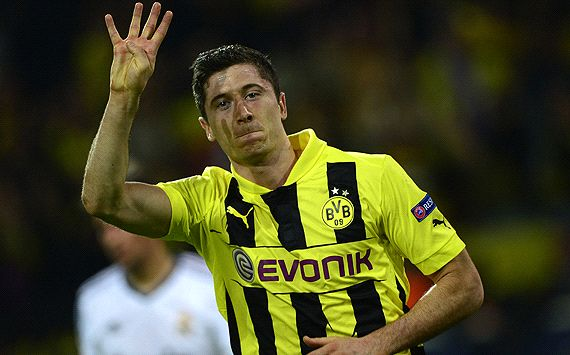 274959hp2 Hasil Pertandingan Borussia Dortmund vs Real Madrid Semi Final Leg 1 Liga Champions 2013