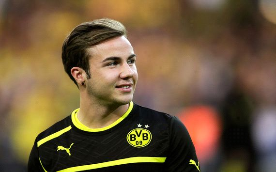 Gotze to miss Champions League final