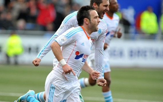 L'OM fait le travail