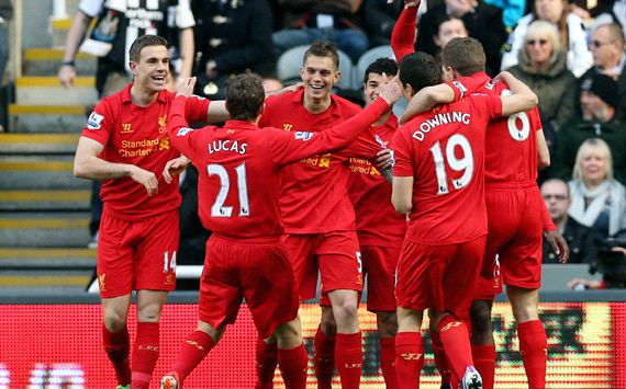 Liverpool despidi al QPR de la Premier