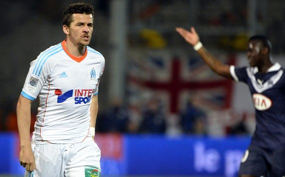 Barton veut finir  l'OM