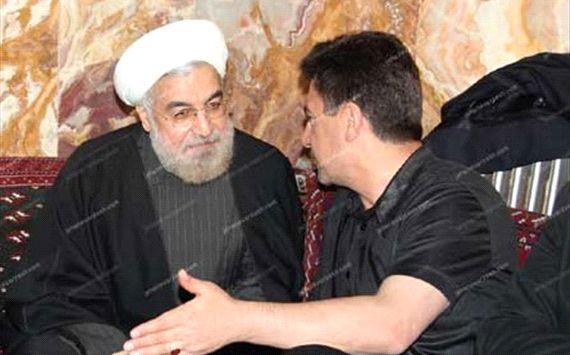 حسن روحانی : علی کریمی طغیان تکنیک است