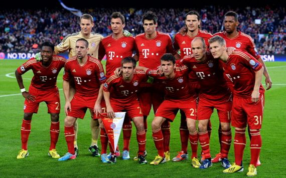 'The best Bayern side in modern times'