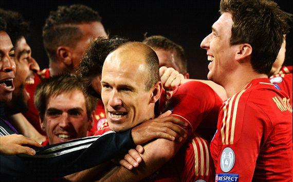 Arjen Robben | FC Barcelona - Bayern Munchen | UCL