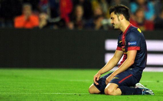 گزارش روز:بدترین شکست تاریخ بارسا در رقابت های اروپایی
