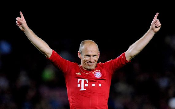 Robben: Chng kh  nh bi Barca
