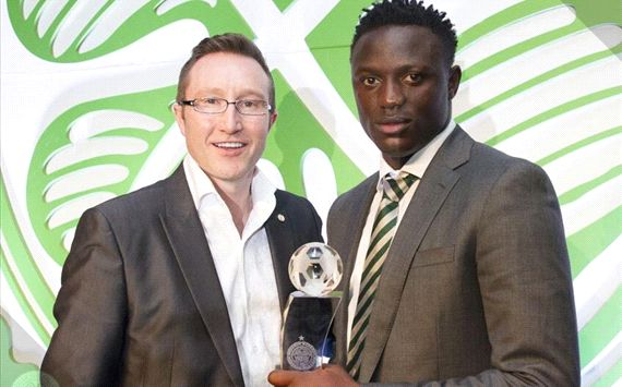 Wanyama makes SPL team of the season
