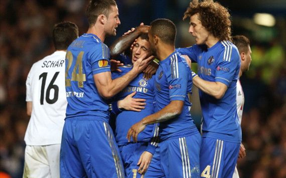 EL-Finale: Chelsea Favorit!