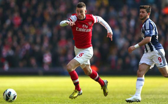 Koscielny interesa a Guardiola