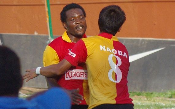 East Bengal fall out of the I-League title race