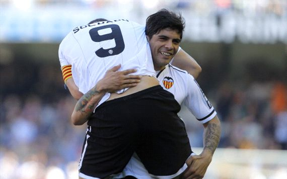 Banega se lo echa al hombro (4-0)