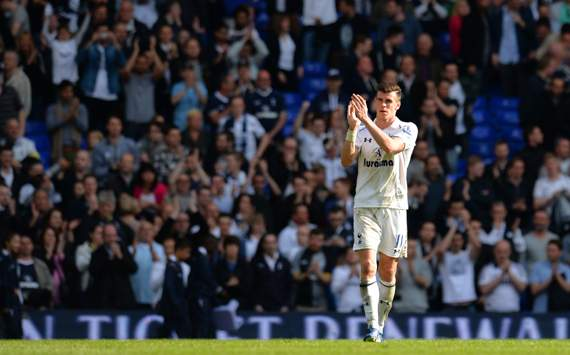 Sweeper: Bale's dad crucial to Spurs future