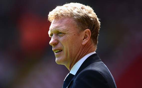 David Moyes ra mt Man Utd ti Carrington 