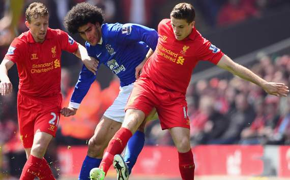 Spoils shared after Anfield stalemate